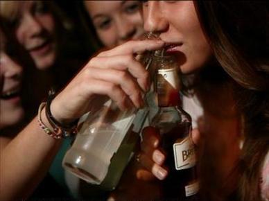 Pubers en alcohol